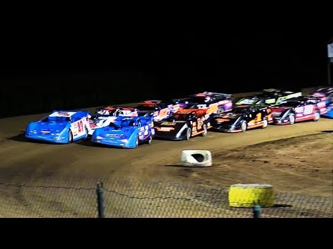 9-1-19 Late Model Feature Highlights Merritt Speedway