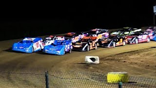 Late Model Feature Highlights Merritt Speedway