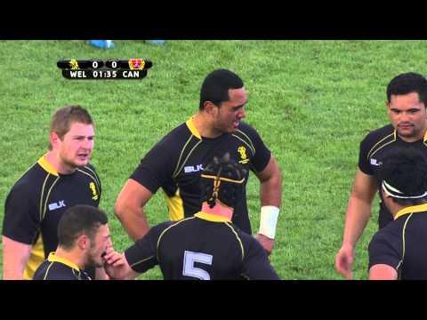 Wellington U19 2014 Season Highlights