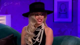 Lady Gaga Interview on Alan Carr: Chatty Man 720p