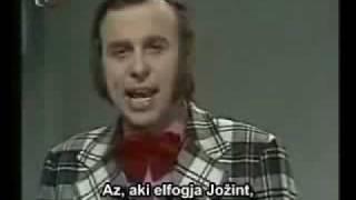 Józsi a mocsárból eszméletlen! Videó Pixter