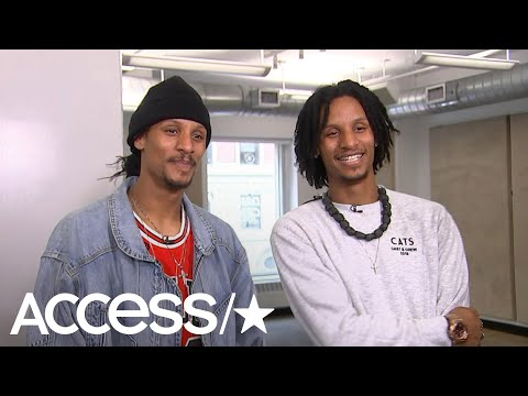 Les Twins Stayed With Jason Derulo For Months While Filming 'Cats'