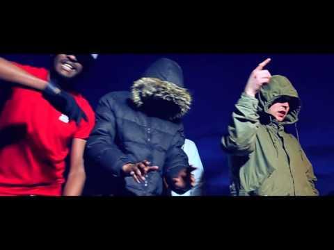 450-BOYZ - MIND WHAT THE FUCK YOU SAY | ft OGV, CHEDDAR-T, JAWS & BIGGZ | LinkUpTV