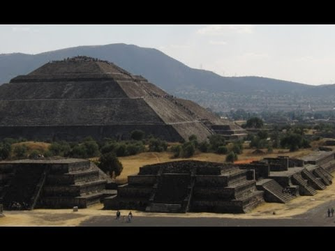 Mexican Pyramids (AMAZING ANCIENT HISTORY DOCUMENTARY)