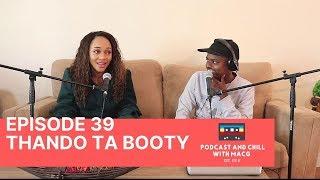 thando Thabethe interview