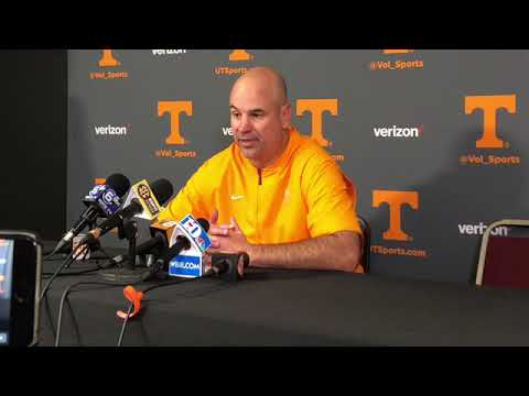 Jeremy Pruitt discusses Tennessee's 27-24 loss at South Carolina