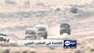 حصري : فيديو دخول الجيش الجزائري إلى ليبيا