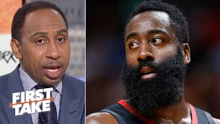 Stephen A.: People are too focused on James Harden's flaws | First Take