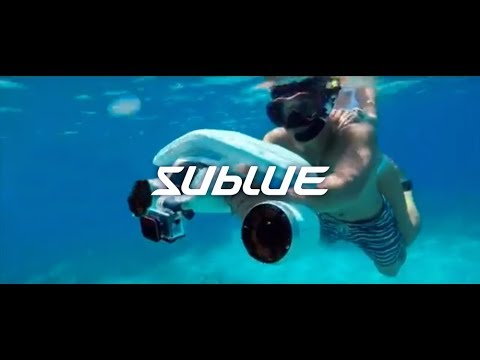 Whiteshark Mix Underwater Scooter | Mashable Shop