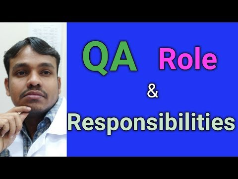How to know about QA Role and Responsibilities in Pharma Industry || Pharma Guide