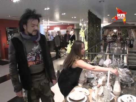 Накануне Дня рождения дочери Филипп Киркоров заехал в магазин за подарками