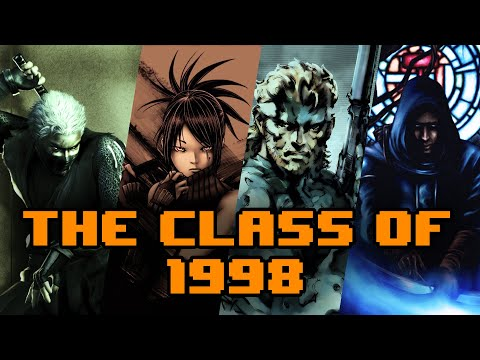 A History Of Stealth Games | The Class of '98