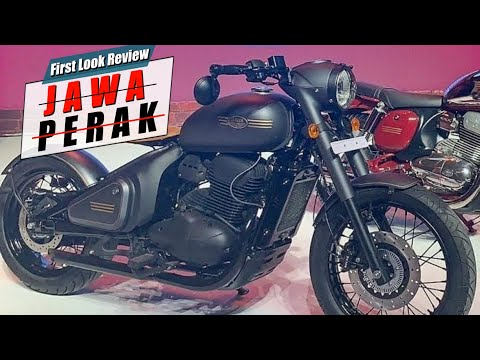 JAWA PERAK | First Look Review | PP Vlogs | A Budget Bobber Is Here 🔥🔥