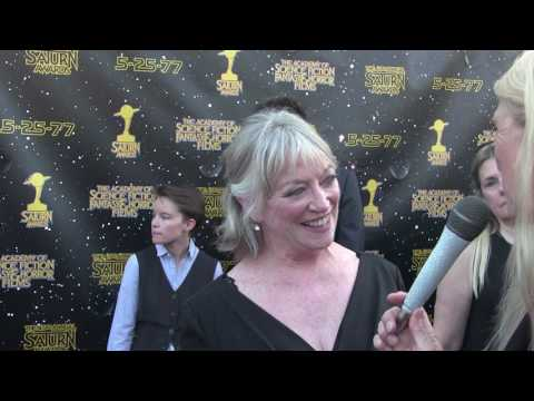 Veronica Cartwright Interview at the 2017 Saturn Awards