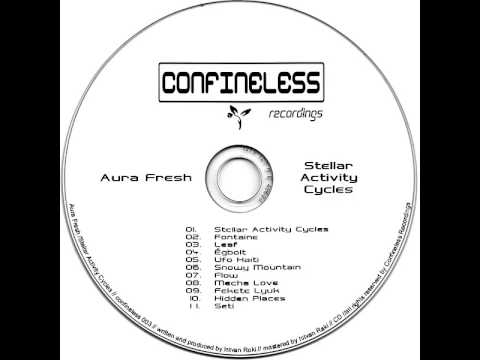 01   Aura Fresh   Stellar Activity Cycles mp3