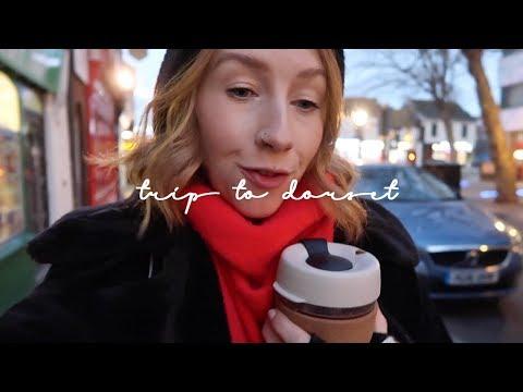 SOLO TRIP TO DORSET | Rhiannon Ashlee Vlogs