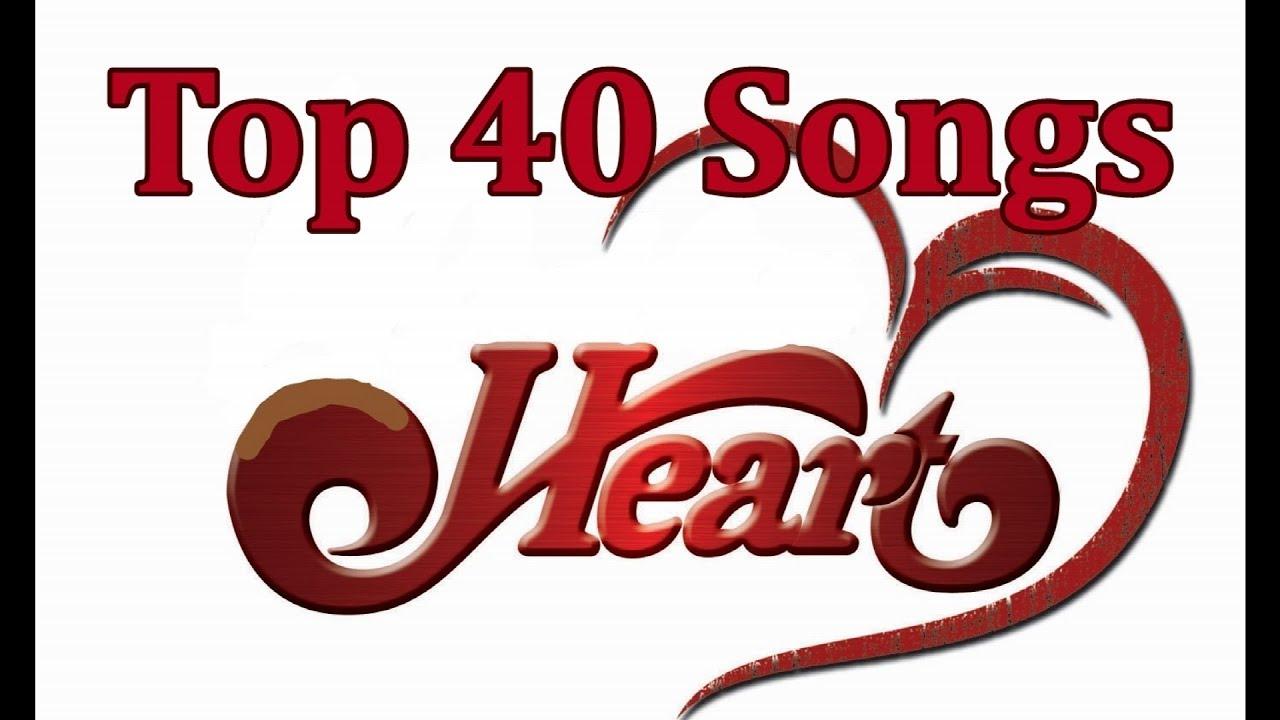 Top 10 Heart Songs (40 Songs) Greatest Hits (Ann Wilson) (Nancy Wilson)