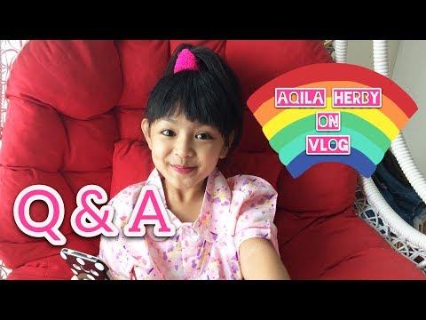 Q&A Aqila Herby - Vlog #1 thumbnail