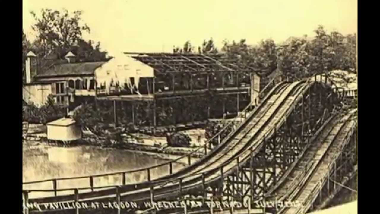 The Ludlow Lagoon Is A Lost Amusement Park In Kentucky