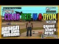 How To Color Text In A DYOM Mission - Tutorial