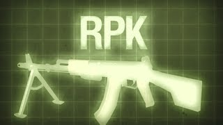RPK - Black Ops Multiplayer Weapon Guide