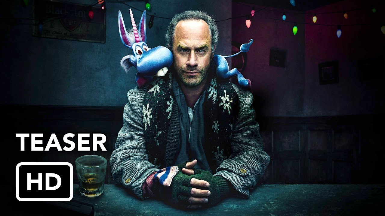 Happy Season 2 Teaser Promo (HD) Christopher Meloni series - YouTube