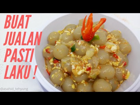 Spicy Seblak Cilok Easy To Make Can Be Sold