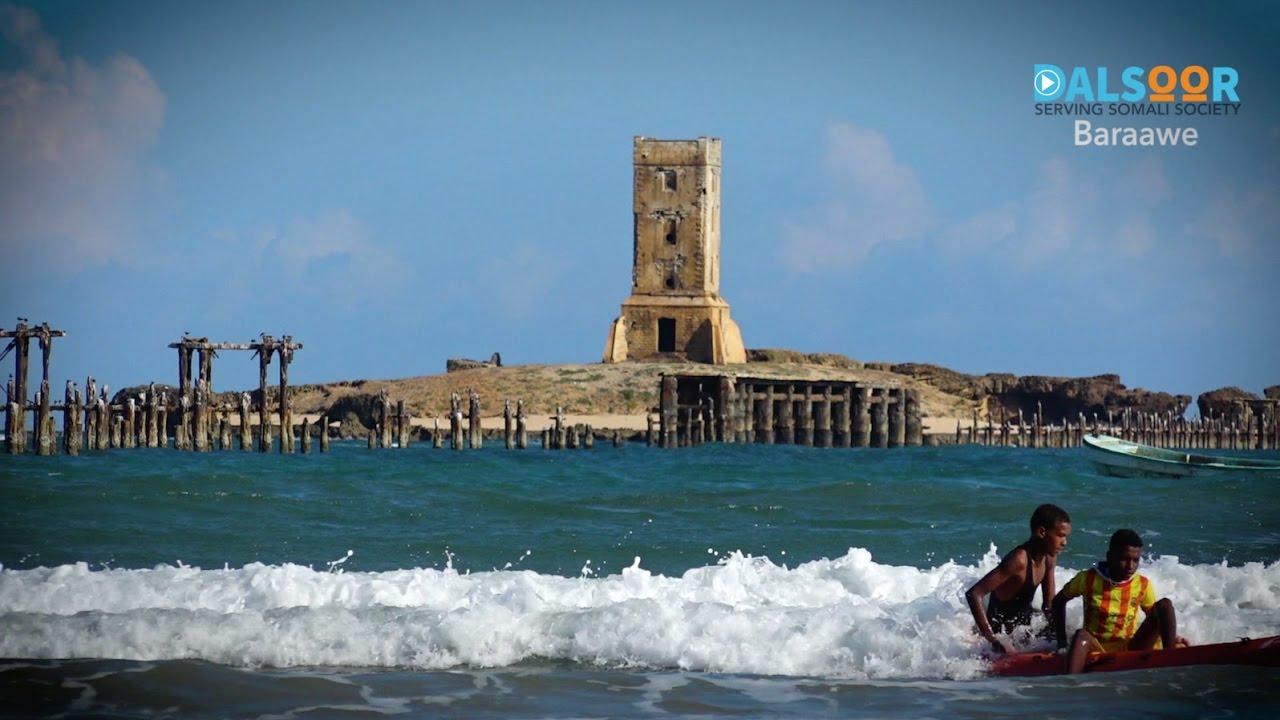 Try Somalia >> Baraawe - Jilaani waa goob taariikhi ah - Jilaani's history - YouTube