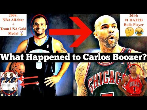 The RISE and FALL of Carlos Boozer... What Happened to Him? Mp3