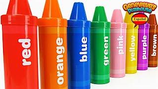 Aprende los Colores Video Educativo para Niños!