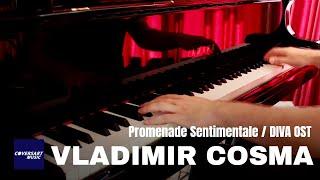 Video Vladimir Cosma - Promenade Sentimentale (Sentimental Walk) download MP3, 3GP, MP4, WEBM, AVI, FLV Juli 2018