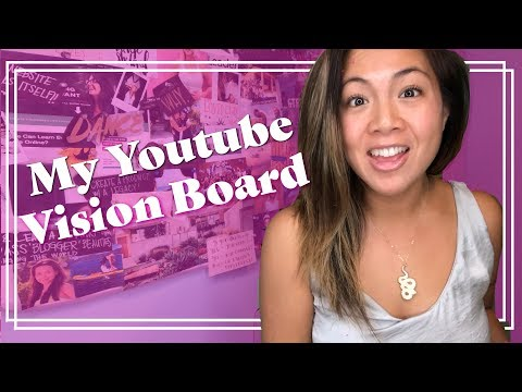 How to make a vision board worksheet