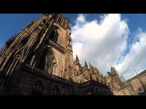 Strasbourg, France - GoPro video