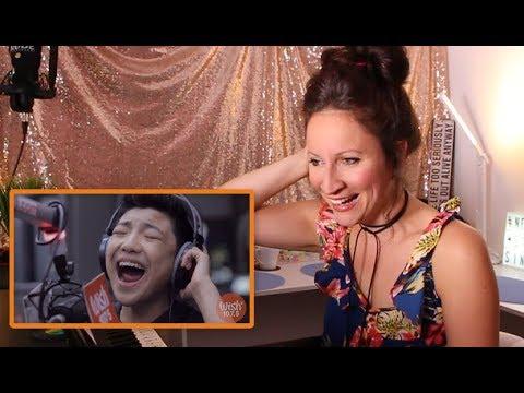 Vocal Coach REACTS To DARREN ESPANTO- I BELIEVE- By Fantasia