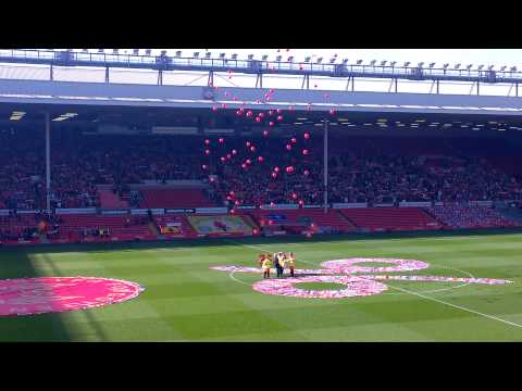 The best version of You'll Never Walk Alone - 25th Anniversary of Hillsborough