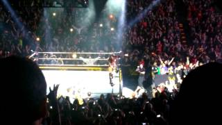 Finn Balor Entrance at NXT Live San Jose State University