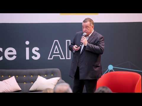 Bernard Ourghanlian at France is AI 2017 -  How Microsoft is thinking about AI