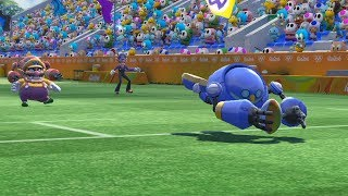 Mario and Sonic at The Rio 2016 Olympic Games -Rugby Sevens-Team Yoshi vs Team Sonic