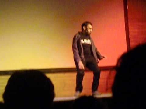 "Mostra Dr. Mabuse 2015 - Jose Malaguilla: Impro ""thriller psicológico western"""