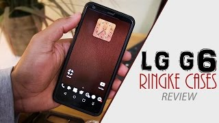 LG G6 3 Ringke Cases Review | Which Should You Get?