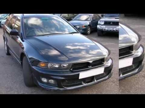 Free Car History Report >> Mitsubishi Galant History 1969-2012 - YouTube