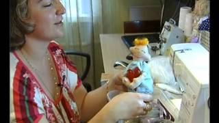 """Куклы """"Тильда"""" становятся все популярнее в Липецке"""