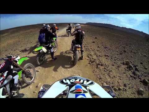 Mick Extance Morocco 2013 Day 1 Highlights