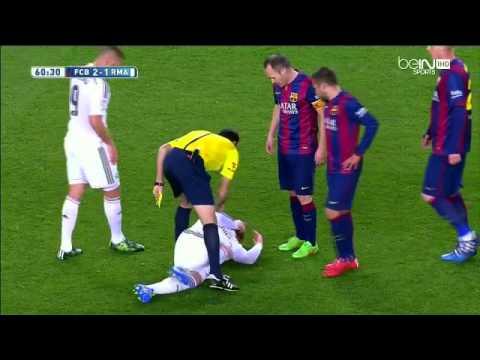 Cristiano Ronaldo vs Javier Mascherano