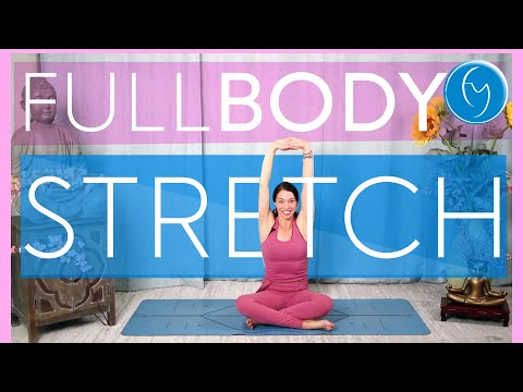 Fun-Loving Full Body Yoga Stretch (Get Lucky)