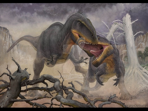 Top 10 Largest Theropod Dinosaurs