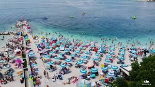 Croatia Selce. 2020 dron dji