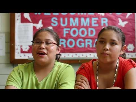 Summer Food in Indian Country - Cheyenne River Sioux Tribe