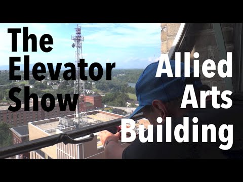 Allied Arts Building - The Elevator Show