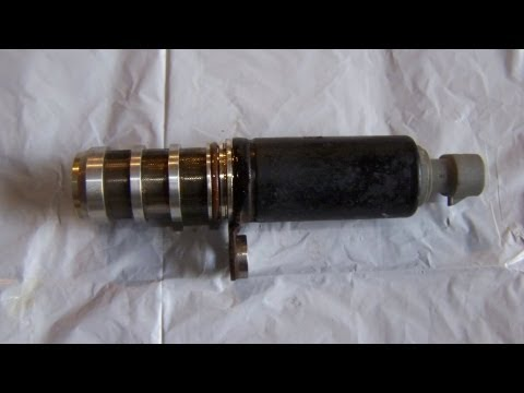 Variable Valve Timing Solenoid Valve Replacement - 2.4L Ecotec
